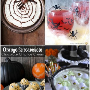 Halloween Recipes with SimplyGloria.com and friends!  #ShowStopperSaturday #halloween