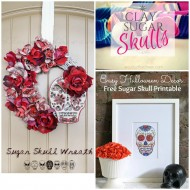 Show Stopper Saturday #61 ~ Sugar Skulls