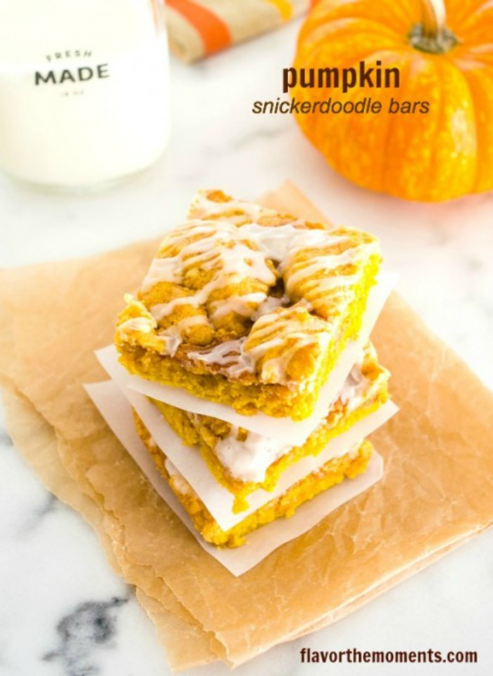 pumpkin-snickerdoodle-bars1-flavorthemoments.com_-500x684
