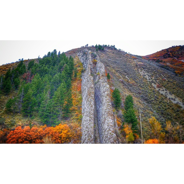 Autumn at the Devil's Slide. .. ?