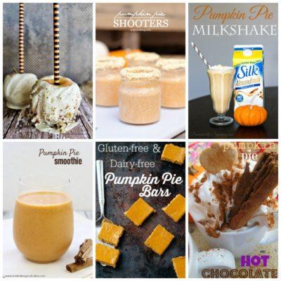 Show Stopper #66 ~ Pumpkin Pie Recipe Creations