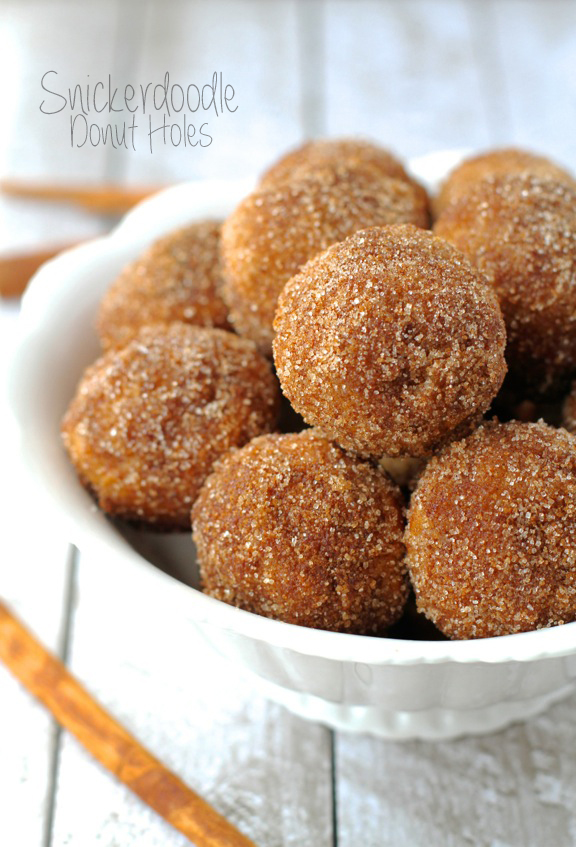 Snickerdoodle-Donut-Holes