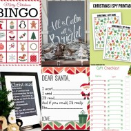 Show Stopper #70 ~ Christmas Printables