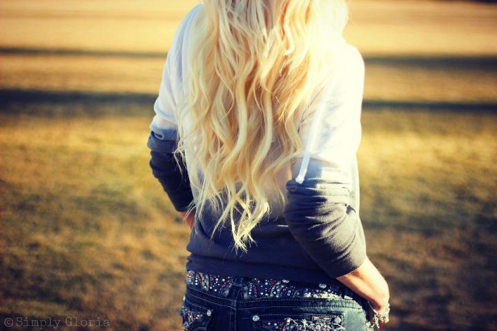 Hair with SimplyGloria.com #February