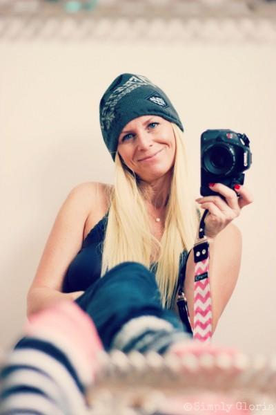 Selfie SimplyGloria.com #february