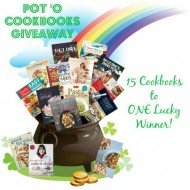 Pot 'O Cookbooks GIVEAWAY