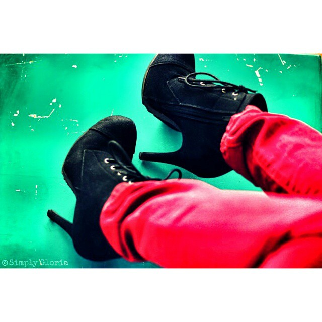 My favorite shoes this winter. ... #AmonthINphotos #LinkInProfile
