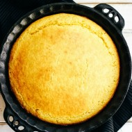Easy Golden Cornbread